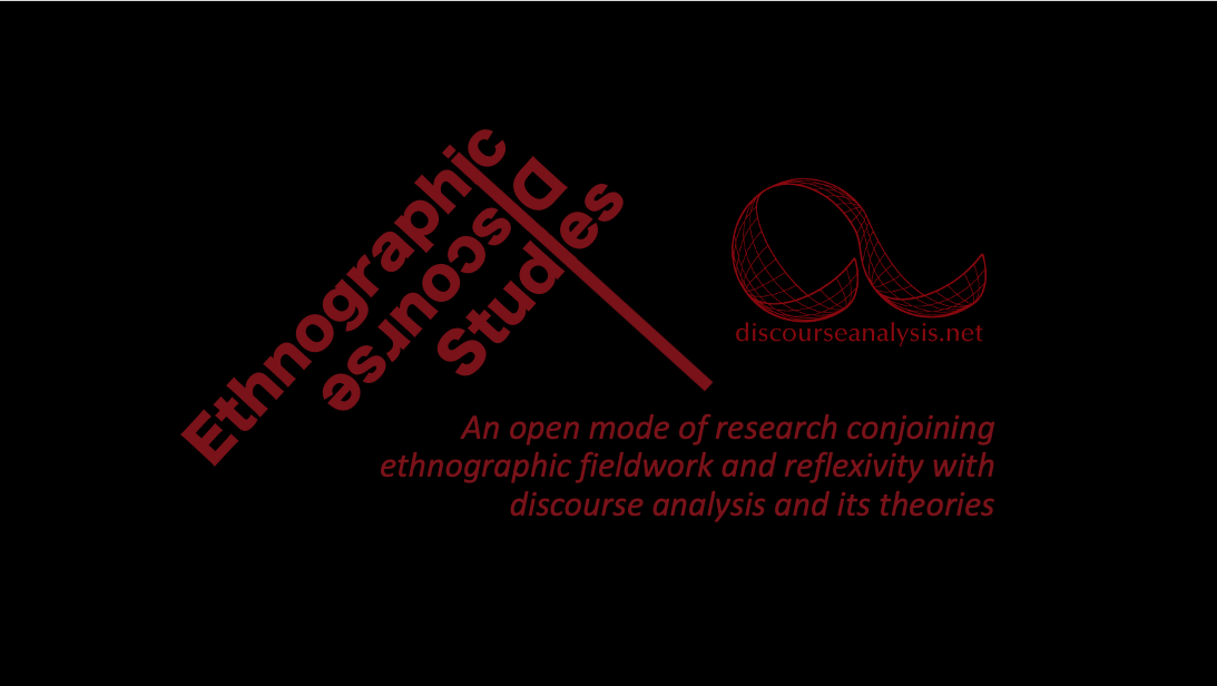 Ethnographic Discourse Studies