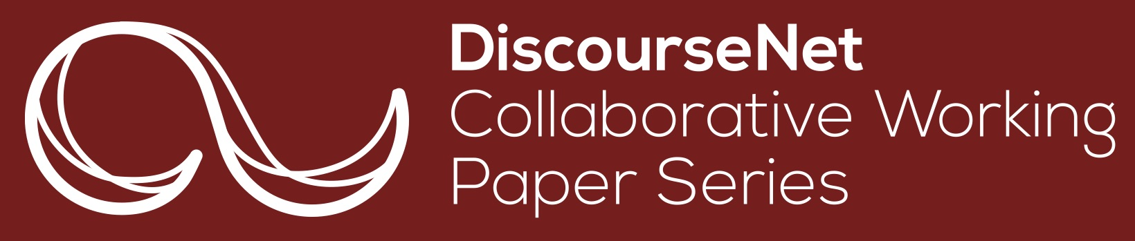 DiscourseNet Collaborative Working Paper Series